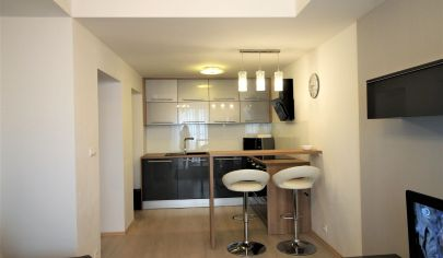 REZERVOVANÉ - Moderný 2 izbový byt- Suché Mýto- Staré mesto -BA I. TOP PONUKA!