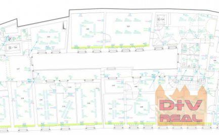 Prenájom: kancelárie, Michalská ulica,74,88m2, tri kancelárie. orientované do tichej Zámočníckej ulice a do dvora