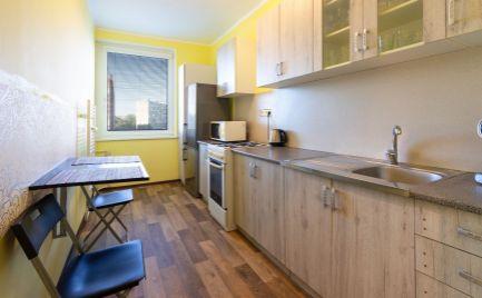 Priestranný 3 - izbový byt s dvomi loggiami