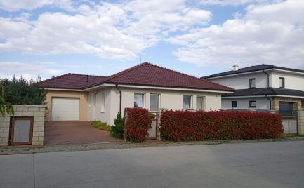 DMPD Real Vám ponúka dlhodobý prenájom novostavby rodinného domu na okraji mesta Senec