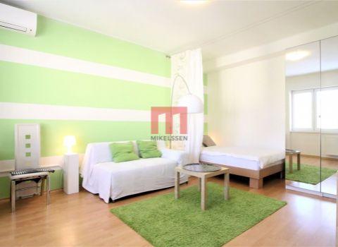 Na prenájom príjemný, kompletne zrekonštruovaný 1 izbový byt na ulici Miletičova