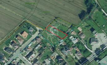 REZERVOVANÉ - Záhrada v Strážkach s možnosťou výstavby RD - predaj
