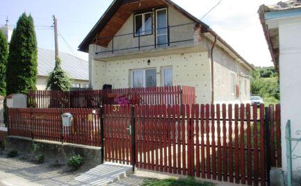 MAĎARSKO - GONC 2 IZBOVÝ  RD PO KVALITNEJ REKONŠTRUKCIÍ, S POZEMKOM 1300 M2