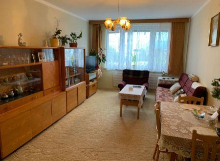 Na predaj 3 i byt 76 m2 Partizánske - Luhy