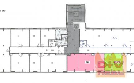 Prenájom: kancelárske priestory, (dve kancelárie s možnosťou rozdelenia), Budova Air Officces, Ružinov, Pestovateľská ulica, v blízkosti AVION, IKEA, KORZO, rôzne výmery a členenie podľa požiadaviek k