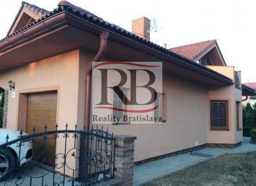 Na predaj 6 izbový rodinný dom v obci Most pri Bratislave