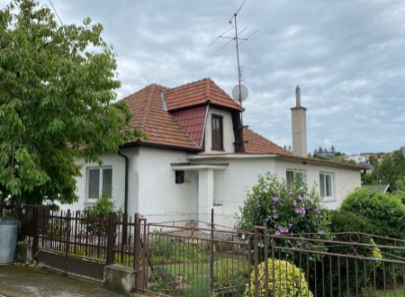 Rodinný dom  Krnča  / PRENAJOM