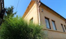 Čiastočne zrekonštruovaný dom v Búči, predaj