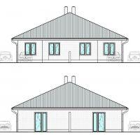 Rodinný dom, Miloslavov, 72.11 m², Vo výstavbe