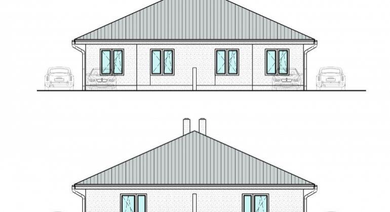 REZEVOVANÉ - Predaj 3 izbového bungalovu v obci Miloslavov v blízkosti OC Miloslavov