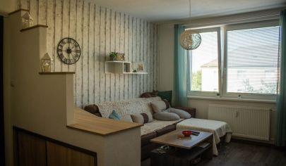 Krásny moderný kompletne zrekonštruovaný 2-izbový byt, Holíč - REZERVOVANÉ!