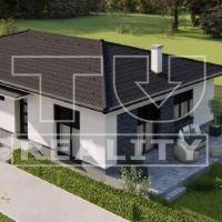 Rodinný dom, Horný Kalník, 118 m², Novostavba