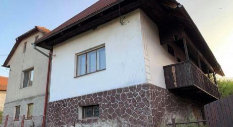 Na predaj dom v obci Horná Štubňa- vhodný aj na chalupárčenie