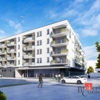 2 izbový byt, Dunajská Streda, 54.74 m², Vo výstavbe