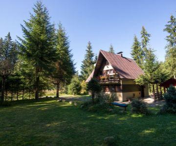 Horská chata na predaj, Nízke Tatry - chatová oblasť Pod Dobákom