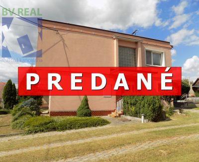 Na predaj 5 izbový rodinný dom 1315 m2 Čereňany okres Prievidza 10034