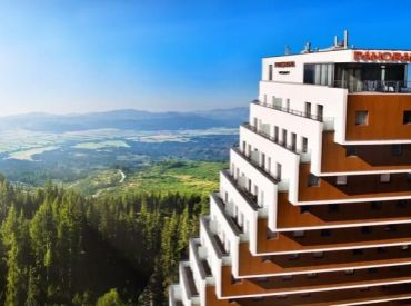 2-izbový apartmán s rozsiahlou terasou v Hoteli PANORAMA - Štrbské Pleso - Vysoké Tatry