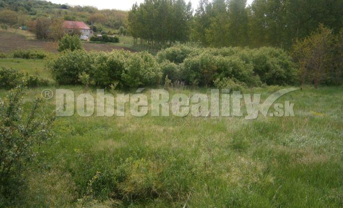 Stavebný pozemok na predaj v obci Semerovo !