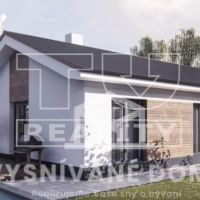 Rodinný dom, Necpaly, 118 m², Novostavba