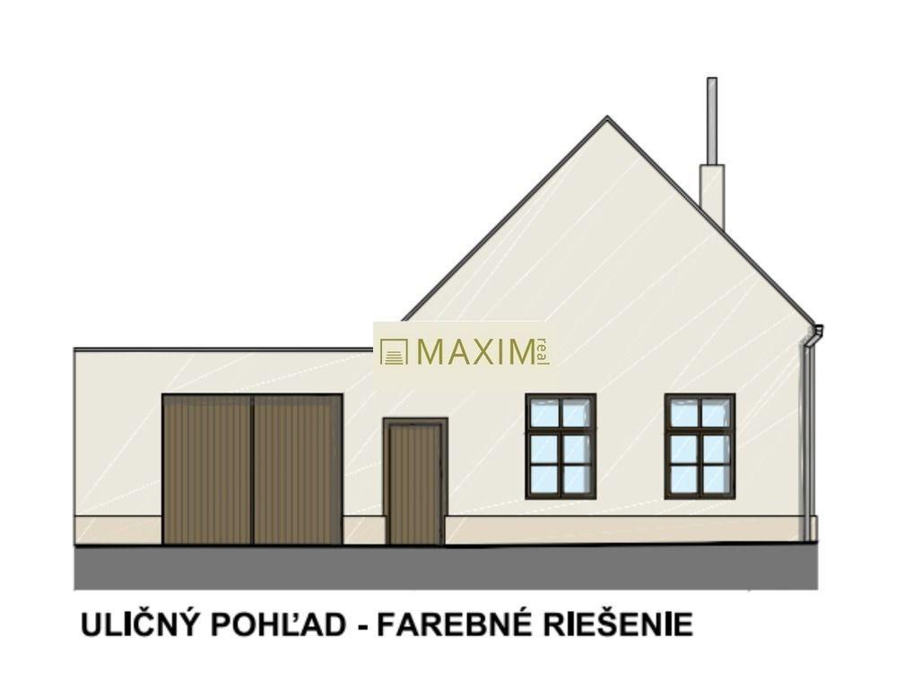 Rodinný dom na Balkánskej ulici