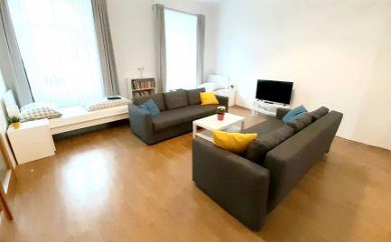 PRENÁJOM (po izbách) 3 - izbový byt pri Prezidentskom paláci v Bratislava Staré mesto - Štefánikova ulica EXPISREAL