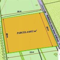 Rekreačný pozemok, Zvolen, 6052 m²