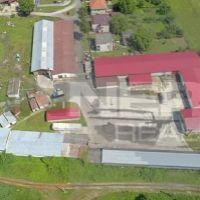 Priemyselný areál, Bušince, 3109 m², Pôvodný stav