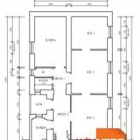 3 izbový byt, Bratislava-Staré Mesto, 100 m², Pôvodný stav