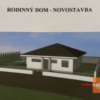 Rodinný dom, Ruskov, 107 m², Novostavba