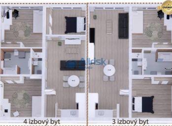 Exkluzívny predaj 3-izb. až 4 izb. BYTOV na Banke