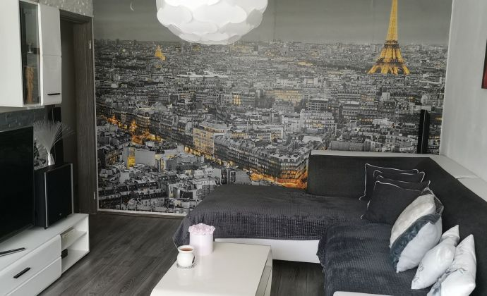 PREDAJ, EXKLUZÍVNE 3-izbový byt , BRATISLAVA II, Podunajské Biskupice