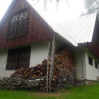 Chata, Veľký Folkmar, 180 m², Čiastočná rekonštrukcia