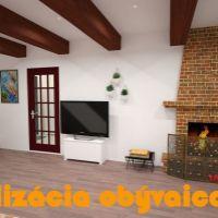 Rodinný dom, Nová Baňa, 110 m², Čiastočná rekonštrukcia