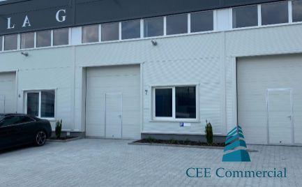Nový skladový priestor na prenájom, 161 m2