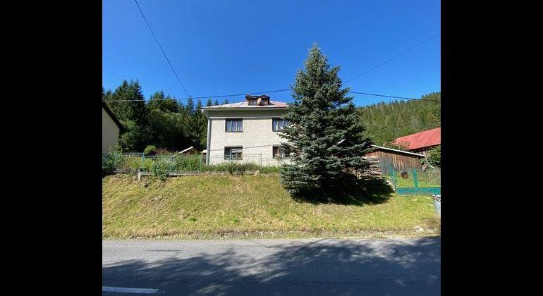 Na predaj rodinných dom v obľúbenej turistickej oblasti