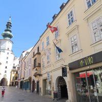 Objekt pre obchod, Bratislava-Staré Mesto, 49.30 m², Čiastočná rekonštrukcia