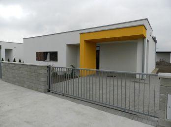 Predaj 4 izb. nízkoenergetický bungalov na kľúč, pozemok 5,55á, Dolný Bar