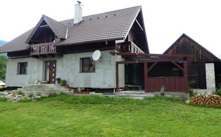 Rodinný dom na slnečnom pozemku 1500 m2 - Jasenie