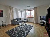 Prenájom 3 - izb. bytu s terasou a gar. miestom v centre mesta na Dunajskej ul.