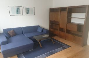 Prenájom byt 2+1, 50m2, garáž, Mozartova, Bratislava I, 400,-e bez energií