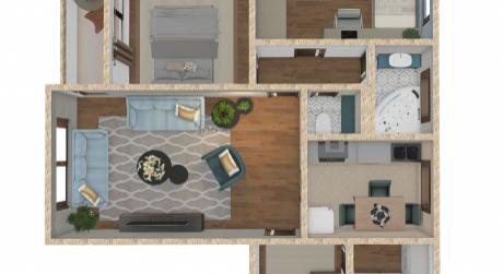 3- izbový byt na ulici J.G. Tajovského