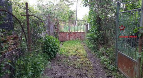 Záhrada v Ružinove je na predaj-386m2