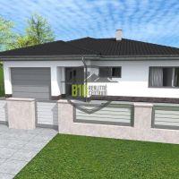 Rodinný dom, Nové Mesto nad Váhom, 136 m², Novostavba
