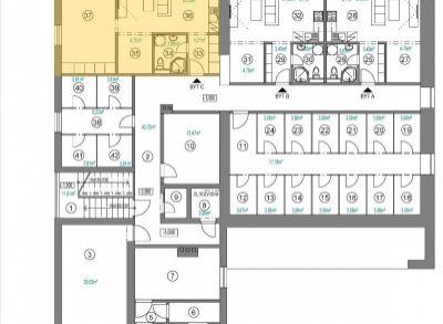 Na predaj 2 izbový byt PodC, v novom projekte