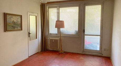 1-izbový byt na Silvánskej ulici