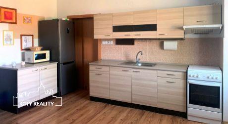 CITY REALITY 3-izb zariadený byt s vlastným kúrením, NOVÁKY