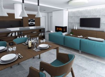 PROMINENT REAL predá nadštandardný 4 izbový byt v Rači s krásnym výhľadom.
