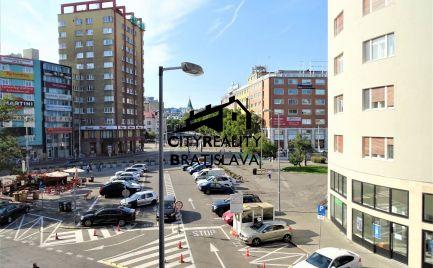 3 izbový byt na Dunajskej ulici s výhľadom na námestie SNP, BA - Staré mesto