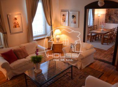 PRENÁJOM: 6 izb. luxusná vila v Horskom parku, BA I Staré mesto