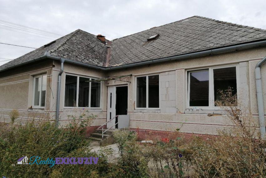 Predaj Rodinné domy Nýrovce-5